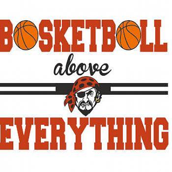 BASKETBALL ABOVE EVERYTHING