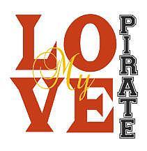 LOVE MY PIRATE