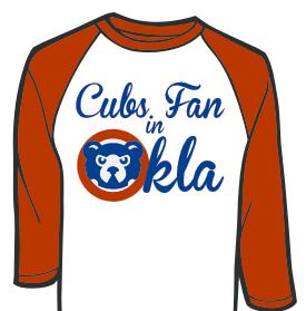 Cubs Fan in OKLA