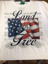land of the free flag