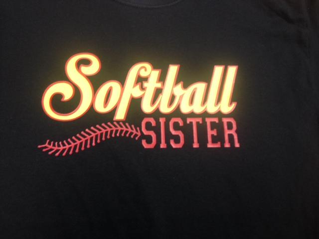 Softball Sister