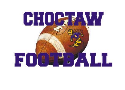 CHOCTAW FOOTBALL