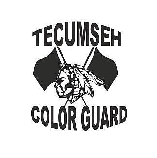 TECUMSEH COLOR GUARD