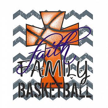 FAMILY FAITH BASKETBALL