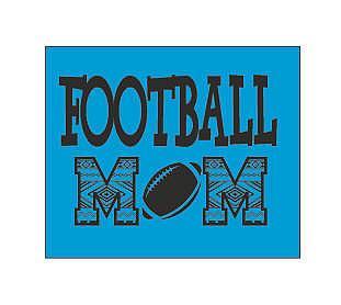 FOOTBALL MOM AZTEC