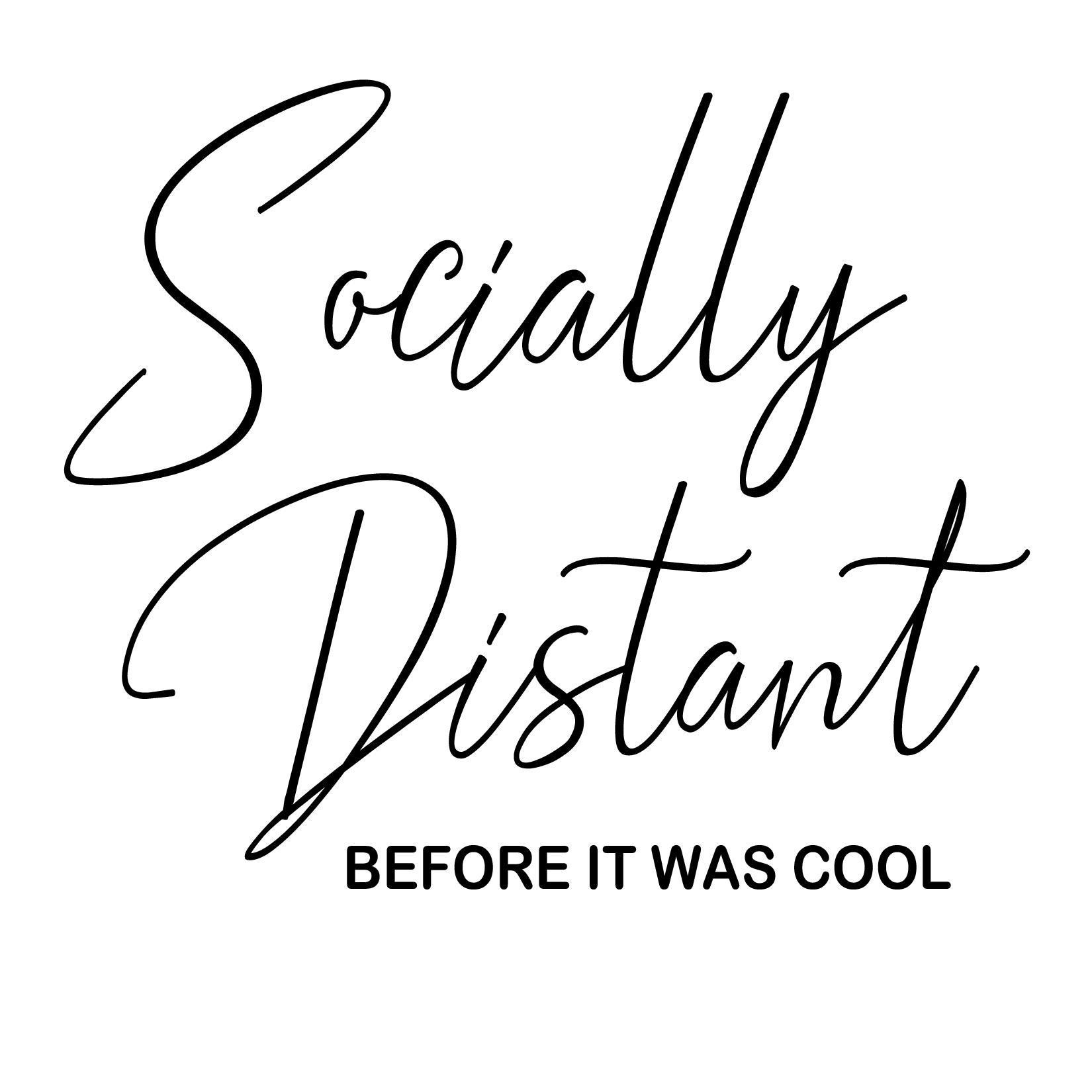 Socially Distant