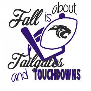 FALL IS ABOUT TAILGATES AND TOUCHDOWNS