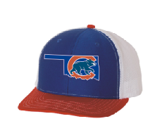 Richardson Snap Back tri color